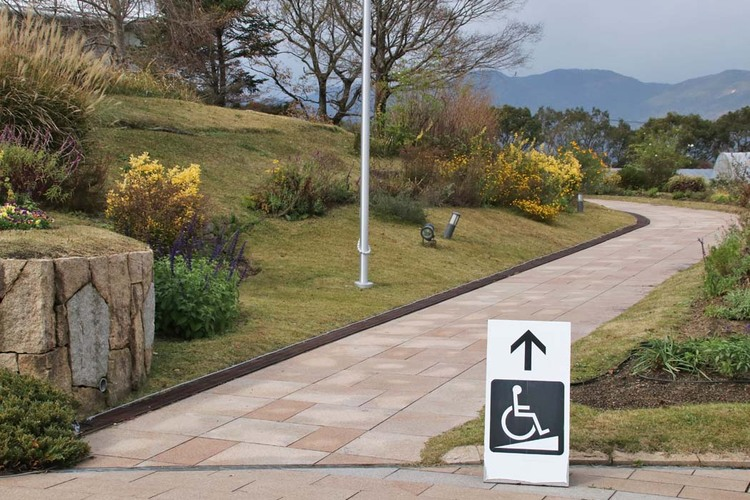 Photo of Accessible Ramps